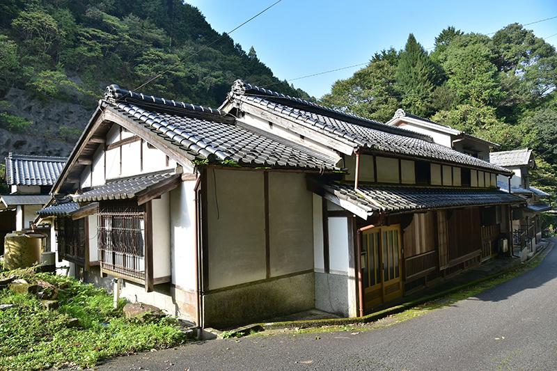 建物探訪 大宇陀・談山神社周辺_e0164563_10114039.jpg