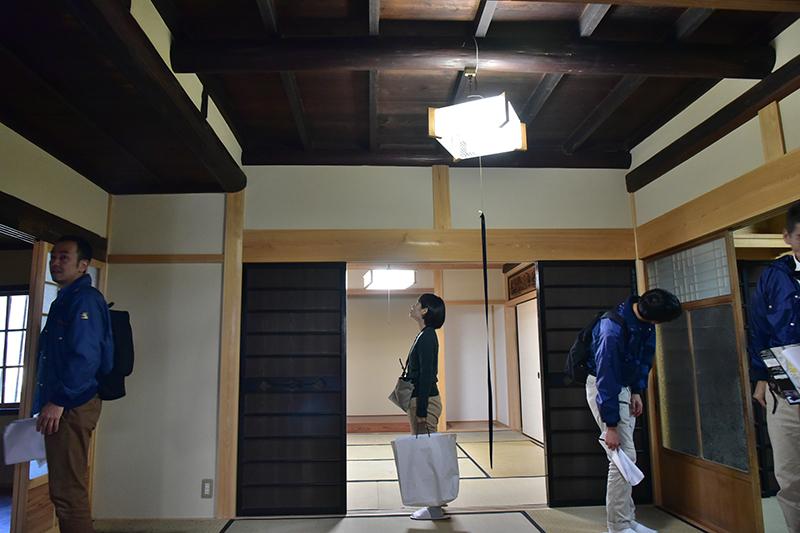 建物探訪 大宇陀・談山神社周辺_e0164563_10114099.jpg