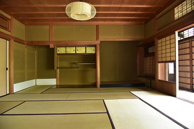 建物探訪 大宇陀・談山神社周辺_e0164563_10114111.jpg