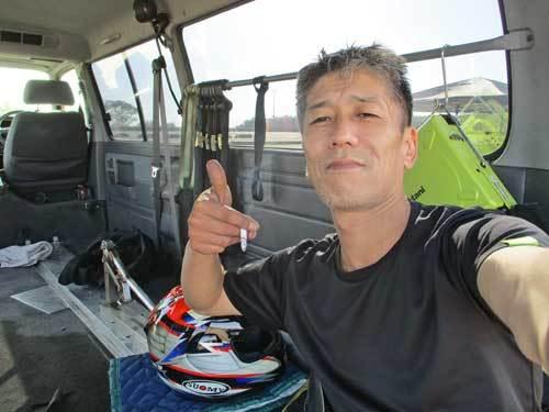 今日は富士カートでランキング上位狙いのタイムアターック!!!(^O^)/_c0086965_00004081.jpg