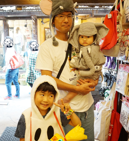 ハロウィン当日!笑顔な1日♡_d0181266_10111789.jpg