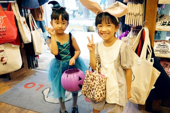 ハロウィン当日!笑顔な1日♡_d0181266_10114461.jpg