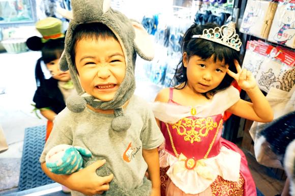 ハロウィン当日!笑顔な1日♡_d0181266_10131878.jpg
