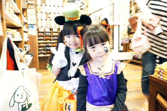 ハロウィン当日!笑顔な1日♡_d0181266_10132900.jpg