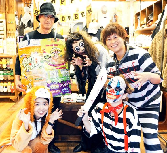 ハロウィン当日!笑顔な1日♡_d0181266_10140230.jpg