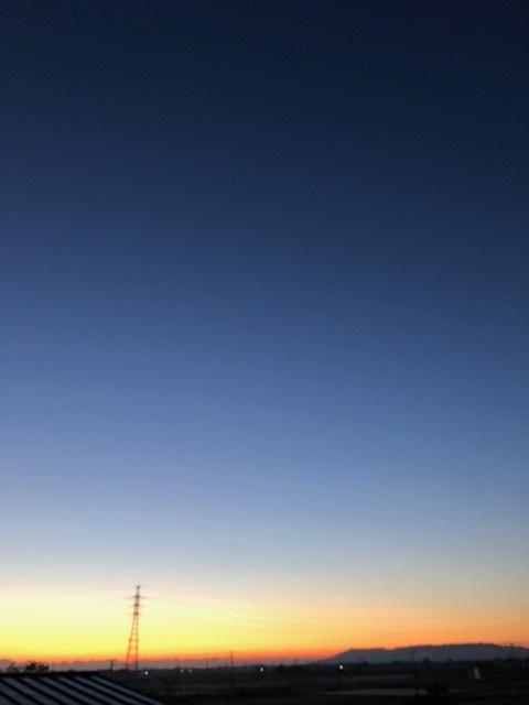 板野生活 ~11月の夜明け~_c0218368_12110729.jpg