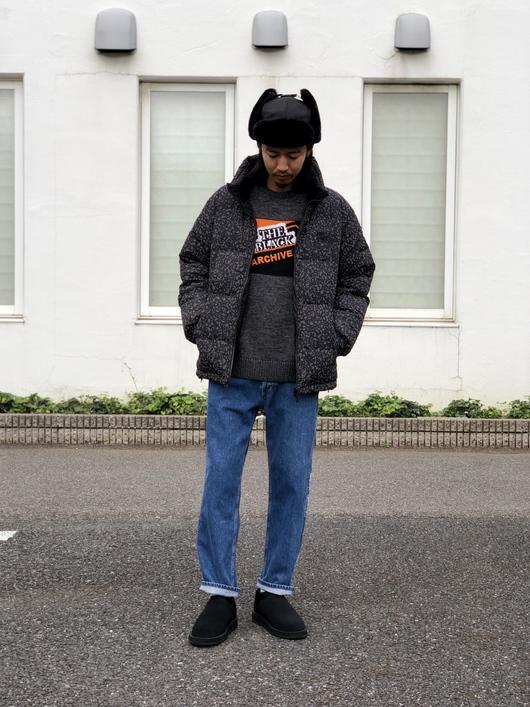 BLACK EYE PATCH × FIRST DOWN - Street Style. _f0020773_19472356.jpg