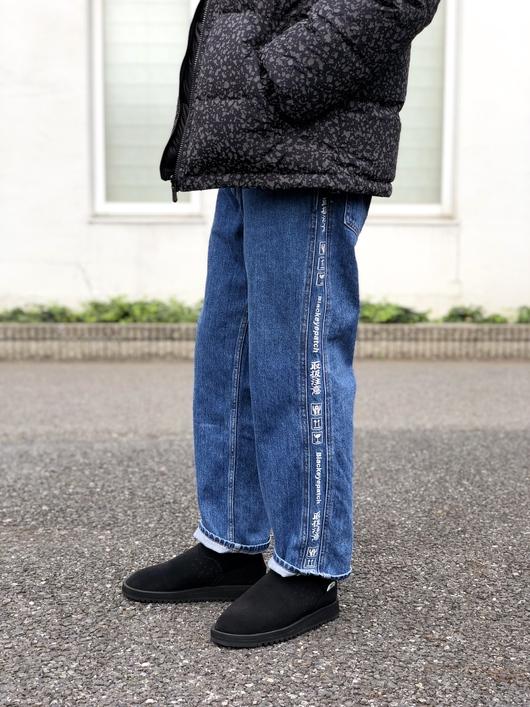BLACK EYE PATCH × FIRST DOWN - Street Style. _f0020773_19503873.jpg