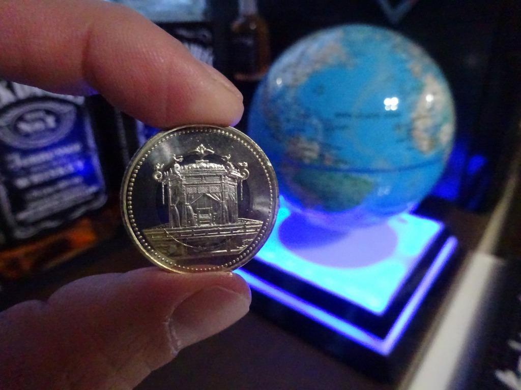 令和元年 五百円硬貨『御即位記念』_d0061678_17430042.jpg