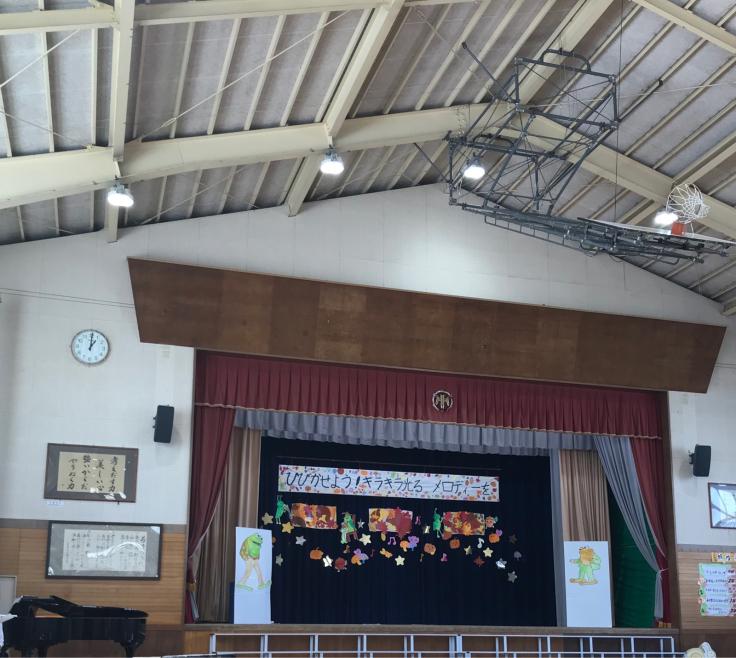 2019.11.1小学校の音楽会と、地区の文化祭準備_b0174284_16405443.jpg