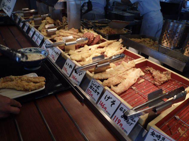 丸亀製麺        西宮前浜店_c0118393_10561147.jpg