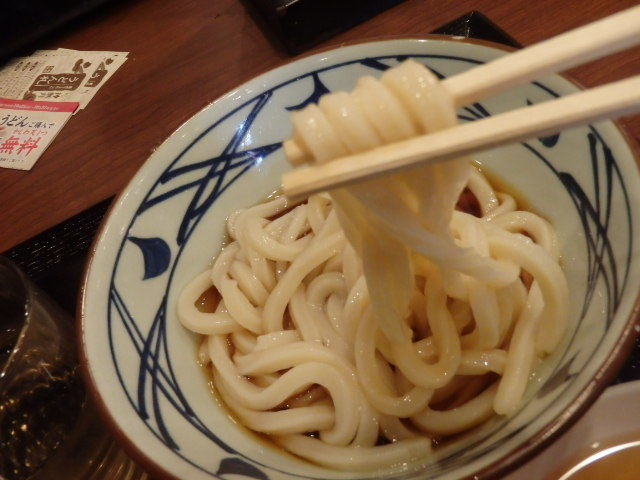 丸亀製麺        西宮前浜店_c0118393_11032443.jpg