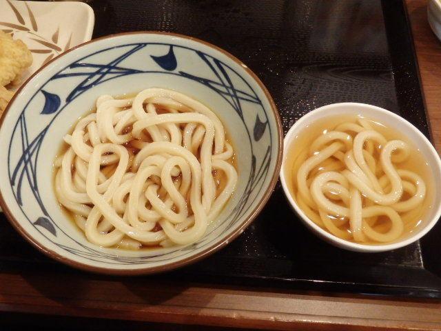 丸亀製麺        西宮前浜店_c0118393_11033594.jpg