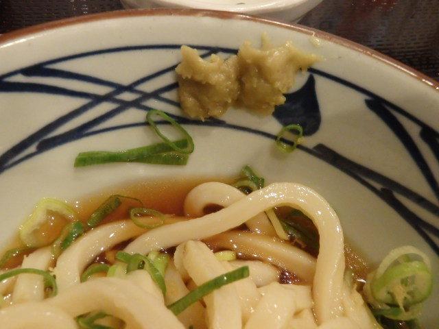 丸亀製麺        西宮前浜店_c0118393_16161323.jpg