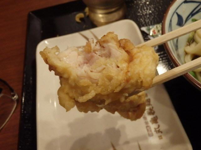 丸亀製麺        西宮前浜店_c0118393_16210742.jpg