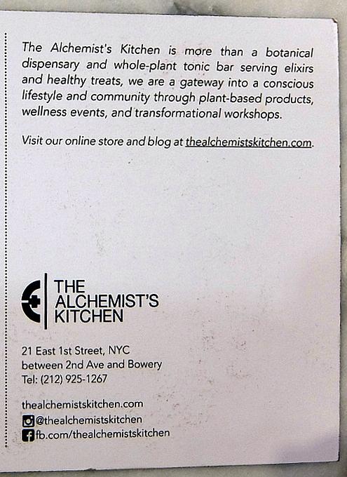 ABCカーペット内The Alchemist\'s Kitchen(錬金術師のキッチン)のCBD商品_b0007805_09001255.jpg