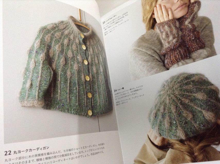 編みもの、もっとおもしろく ニットデザインノート_d0156706_17074449.jpg