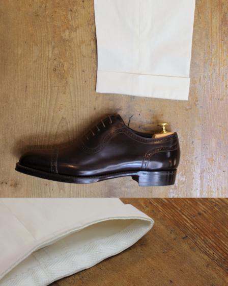 パンツと靴のより良い関係_b0081010_18455872.jpg