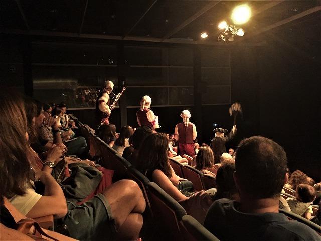Caixa Forumで Papagenoのショーを見る_b0064411_06160083.jpg