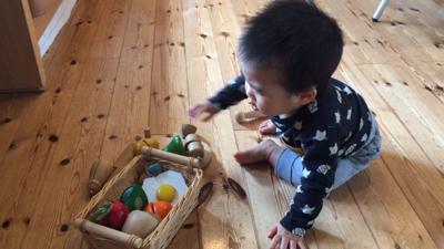 パン教室でパン解禁&子守とおしゃれ日_b0151911_22185043.jpg