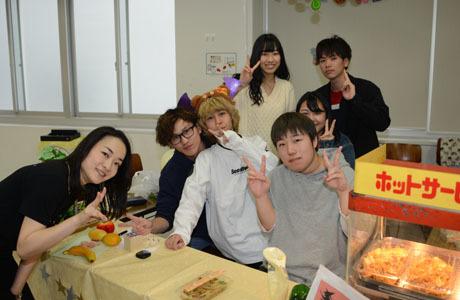 名古屋栄養専門学校の学園祭開催しました_b0110019_15155884.jpg