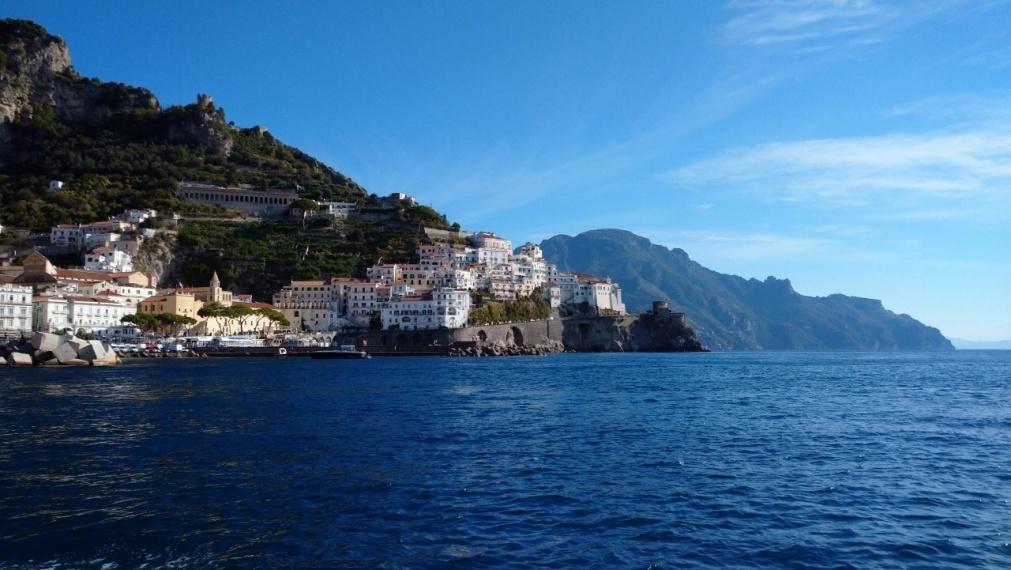 南イタリアユキキーナツアー4日目① エメラルドの洞窟_d0041729_20282481.jpg