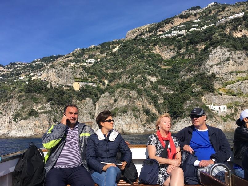 南イタリアユキキーナツアー4日目① エメラルドの洞窟_d0041729_23524001.jpg