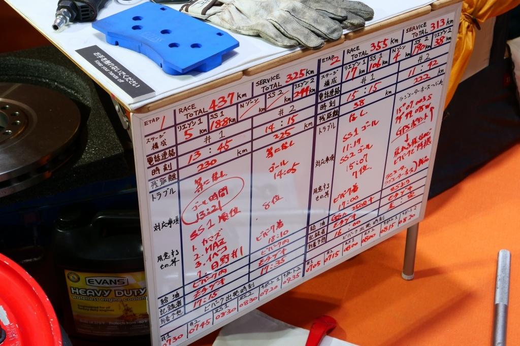 Hino Dakar 仕様_f0050534_19305417.jpg