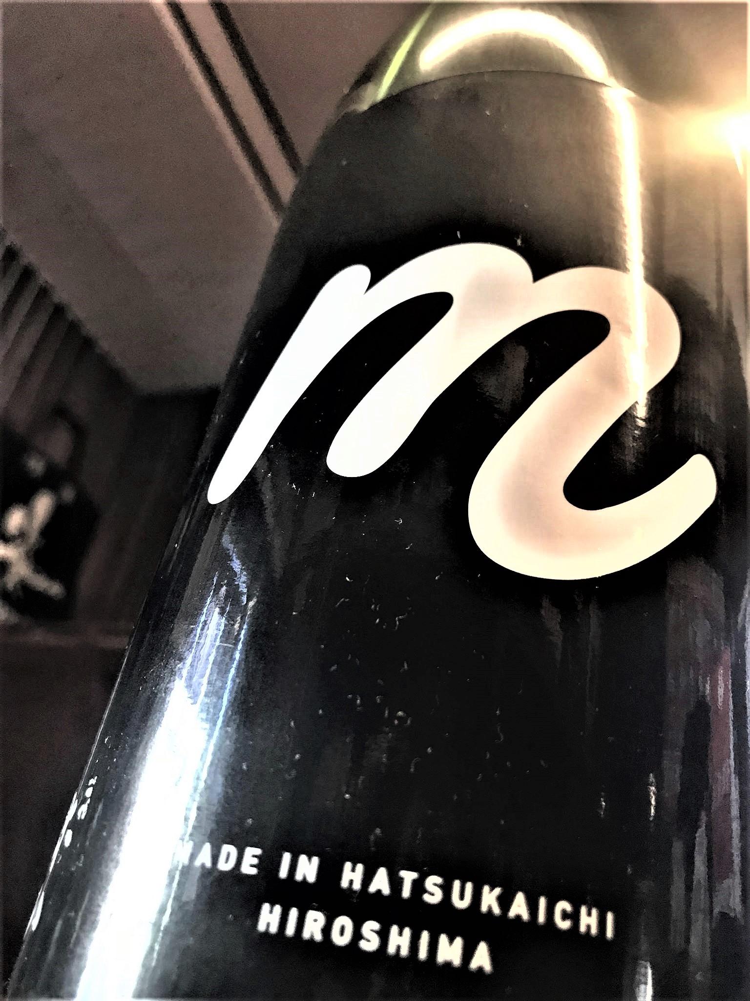【日本酒】一代弥山 Initial🎯M 槽搾り 純米吟醸 無濾過生原酒 千本錦仕込み 限定 30BY🆕_e0173738_12223696.jpg