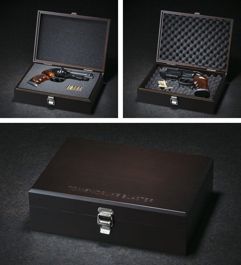 留之助ブラスター用特製木箱、予備分発売_a0077842_17392410.jpg