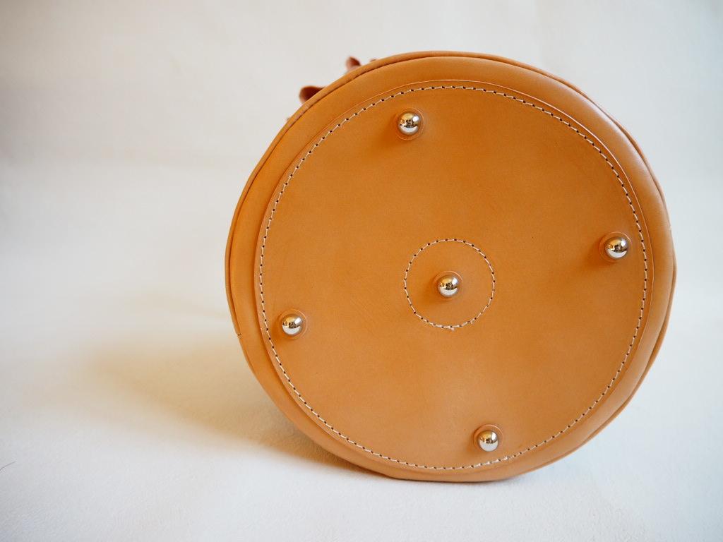 《ナチュラルなヌメ革と透明PVCを使ったバッグ》Part0♪_f0340942_23201272.jpg
