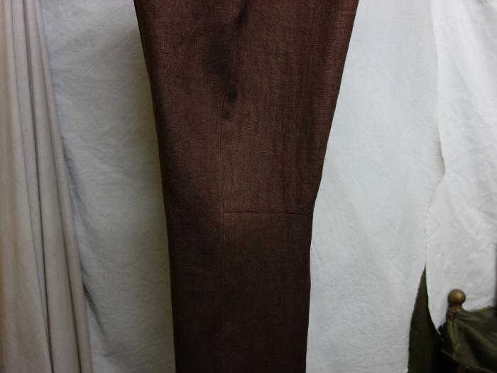 1月の製作 / classic linen jodhpurs_e0130546_13294826.jpg