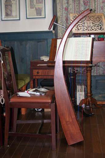 Ancient Egyptian Harp_e0064847_22143547.jpg