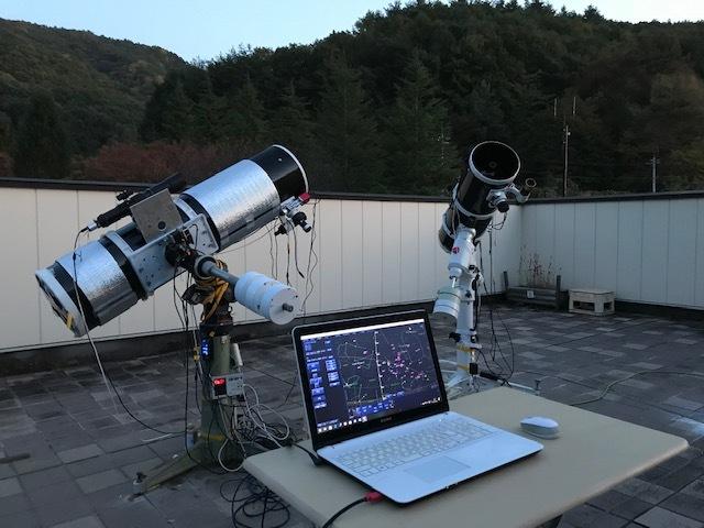 やっぱ天体観測はいいもんだ・・・_b0100253_17224762.jpg