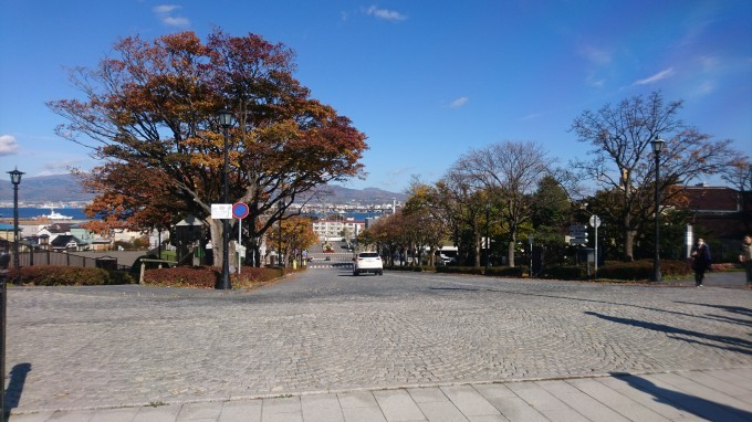 函館元町公園の紅葉_b0106766_16293979.jpg