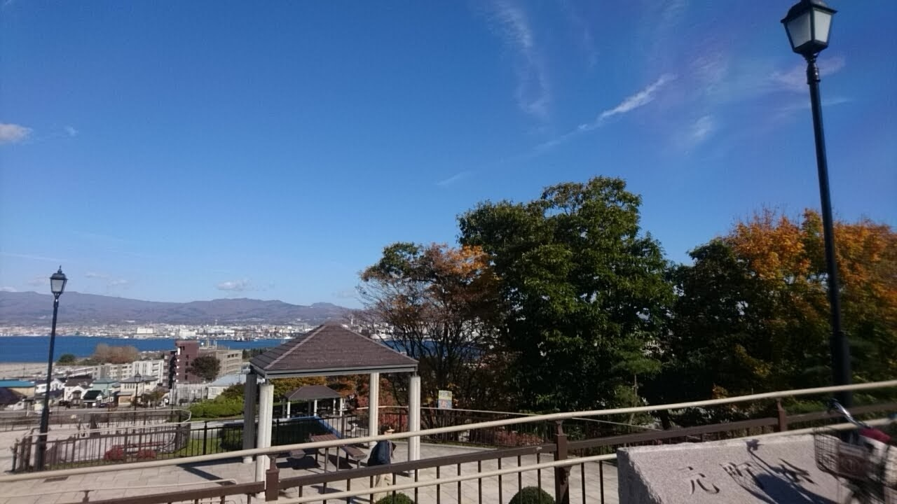 函館元町公園にて_b0106766_16310726.jpg