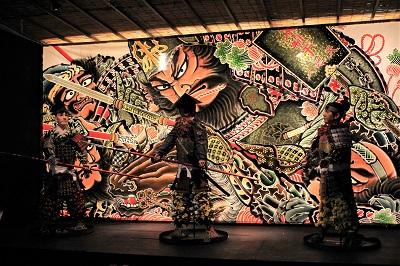 弘前城菊と紅葉まつりライトアップ_2019.11.01_d0131668_10554020.jpg