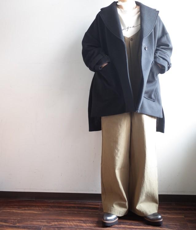 CHIGNONSTAR☆ウェストドロストサロペット☆_e0269968_11345245.jpg
