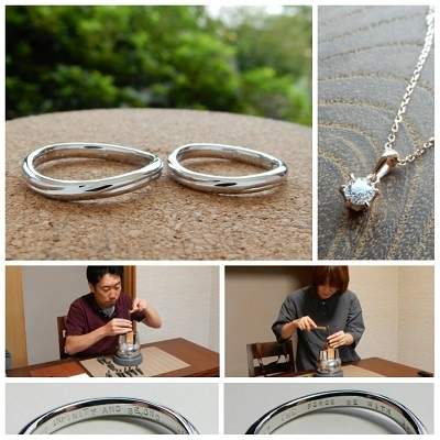 工房オリジナルの結婚指輪 | 岡山_d0237570_15002176.jpg