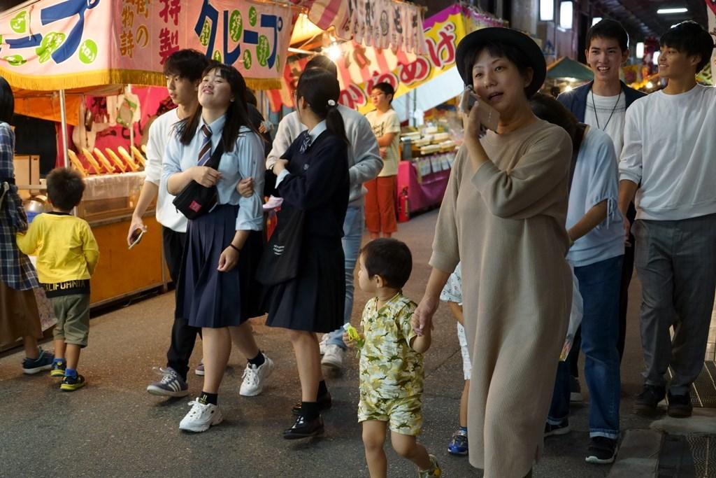2019年10月5日 吉浦カニ祭り 一日目 その4_f0219074_12145210.jpg