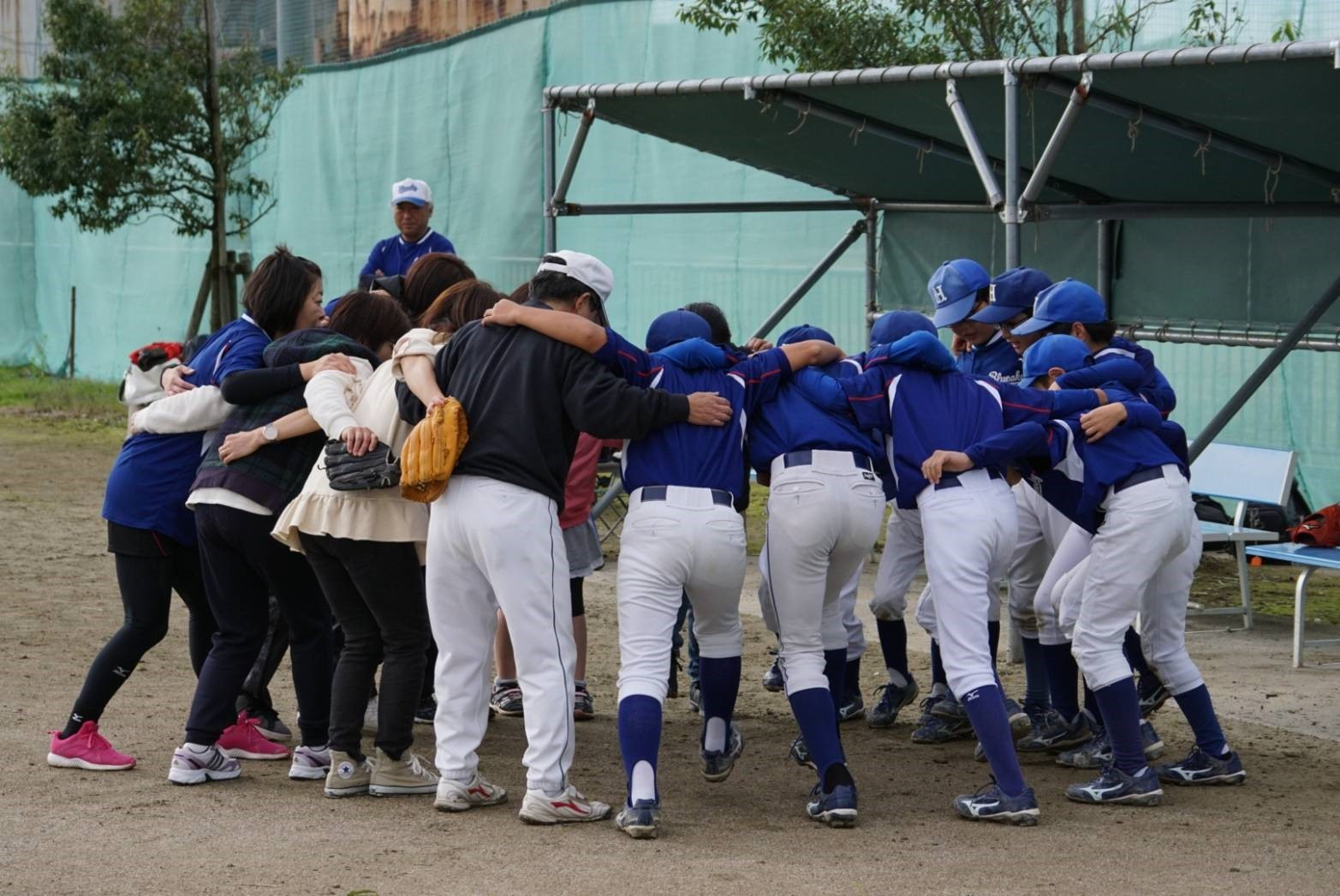 2019年度 ブルースカイ親子野球大会開催ぃ~!!!_b0095176_10294476.jpg