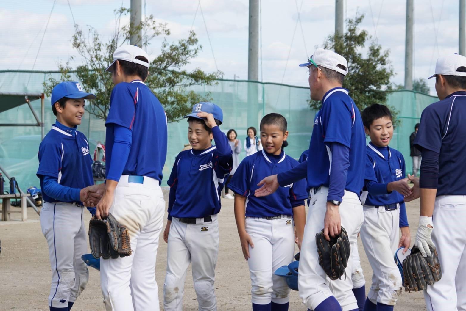 2019年度 ブルースカイ親子野球大会開催ぃ~!!!_b0095176_12411593.jpg