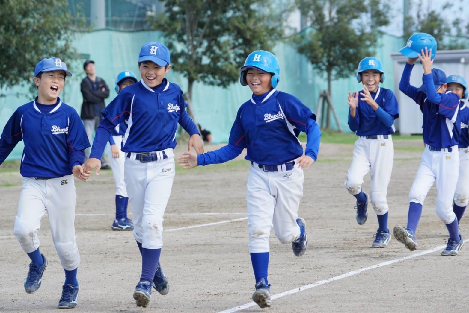 2019年度 ブルースカイ親子野球大会開催ぃ~!!!_b0095176_12413807.jpg