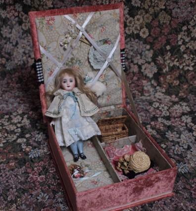 『 第6回 リプロダクション キャラクター&Box ドール展』 出品作品_a0104980_16461042.jpg