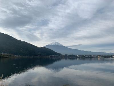 雰囲気がある逆さ富士!_f0125182_08245980.jpg