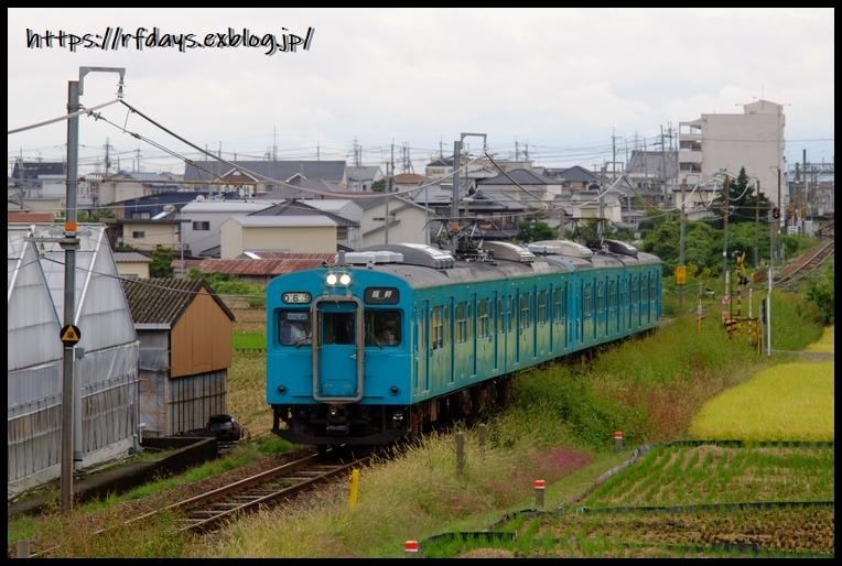 さよなら105系! JR和歌山線ラストラン(10月26日・土) -その1-_f0139991_12495112.jpg