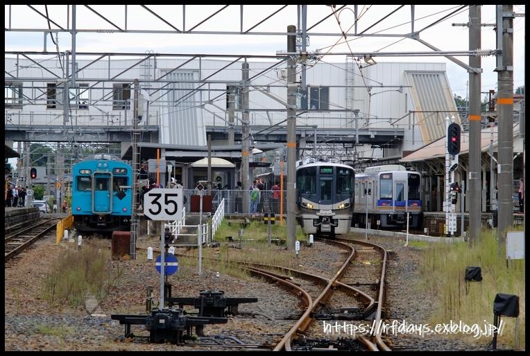 さよなら105系! JR和歌山線ラストラン(10月26日・土) -その1-_f0139991_12495292.jpg