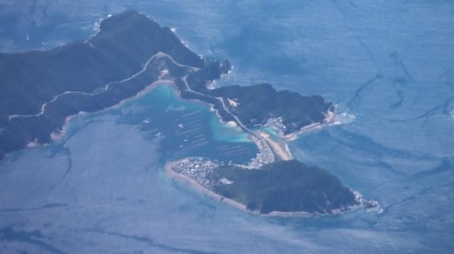 神戸から鹿児島へ瀬戸内海の美しさ、青島の絶景、桜島の雄大さ・・・飛行機からの絶景の旅_d0181492_07191841.jpg