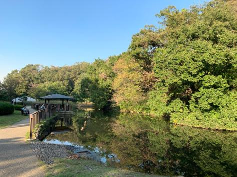 自宅から歩いて近い、久良岐公園を散策しました。_a0112393_14444061.jpg