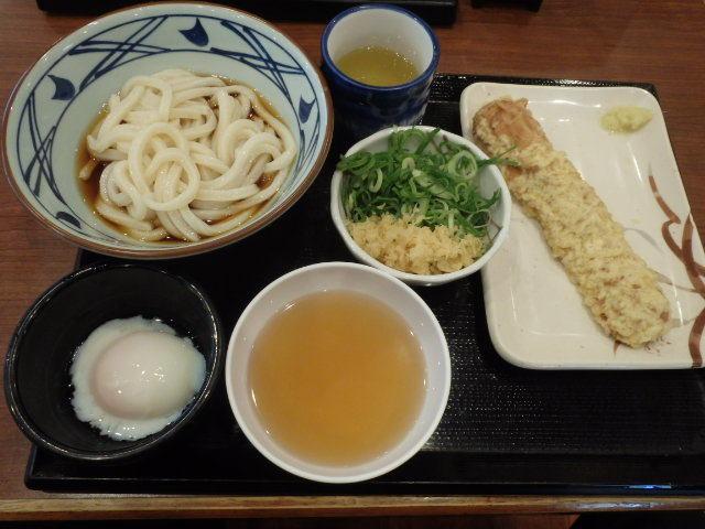 丸亀製麺       中山寺店_c0118393_08200487.jpg